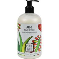 Pure Life Soap Aloe Body Lotion - 14.9 oz