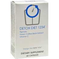 Creative Bioscience Detox Diet 1234 - 60 Capsules