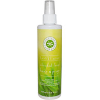 Honeybee Gardens Hair Spray -Alcohol Free - Herbal Mint - 8 fl oz