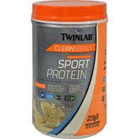 Twinlab Cleanseries Sport Protein - Vanilla - 1.75 lb