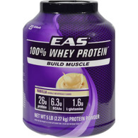 EAS Whey Protein Vanilla - 5 lbs