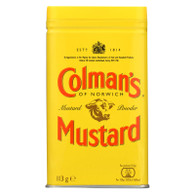 Colman Dry Mustard Powder - 4 oz - case of 12