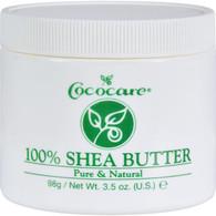 Cococare Shea Butter - 3.5 oz
