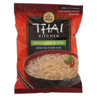 Thai Kitchen Instant Rice Noodle Soup - Lemongrass and Chili - Medium - 1.6 oz - Case of 6