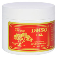 DMSO Unfragranced Gel - 2 oz