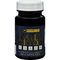 Wellements Rooney CV Daily Detox Multi Herb - 60 Capsules