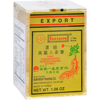 Superior 4-Star Brand Pure Concentrated Korean Ginseng Extract - 1.06 oz