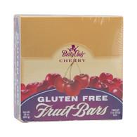 Betty Lou's Gluten Free Fruit Bars Cherry - 12 Bars - Case of 12