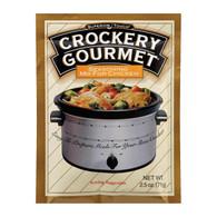 Crockery Gourmet Seasoning Mix - Chicken - Case of 12 - 2.5 oz.