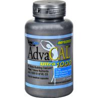 Lane Labs AdvaCal Ultra 1000 - 120 Gelatin Capsules