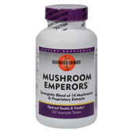 Mushroom Wisdom Mushroom Emperors - 120 Vtablets