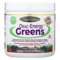 Paradise Herbs Orac Energy Greens - 6.4 oz