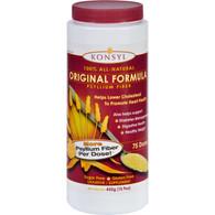 Konsyl Pharmaceuticals Psyllium Fiber - Original Formula - 75 Doses - 15.9 oz