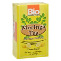 Bio Nutrition Tea - Moringa Lemon - 30 Bags