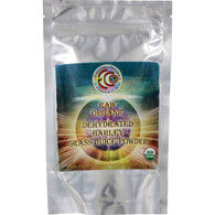 Earth Circle Organics Grass Juice Powder - Organic - Barley - 4 oz
