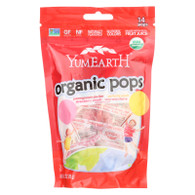 Yummy Earth Organic Fruit Lollipops - 15 Lollipops - 3 oz