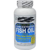 Amino Acid and Botanical Omega 3 Concentrated - 60 Caps