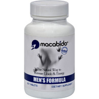 Bricker Labs Macabido Men's Formula - 60 Tablets