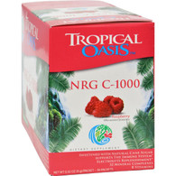 Tropical Oasis NRG C-1000 - Raspberry - 30 Packets