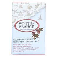 South of France Bar Soap - Mediterranean Fig - Travel - 1.5 oz - Case of 12