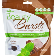 NeoCell Laboratories Beauty Burst - Chocolate Mint - 60 chews