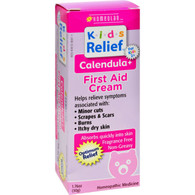 Homeolab USA Kids Relief Calendula Plus Pain Relief Cream - 1.76 oz