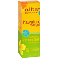 Alba Botanica Hawaiian Green Tea Eye Gel - 1 fl oz