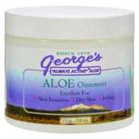 George's Aloe Vera Ointment - 4 fl oz