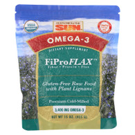 Health From the Sun Omega-3 Fipro Flax - 3400 mg - 15 oz
