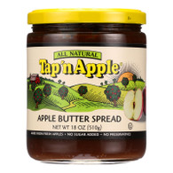 TapN Apple Butter Spread - Apple Butter - 18 oz - case of 12