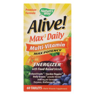 Nature's Way Alive Multi-Vitamin - 60 Tablets