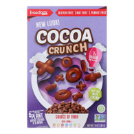 Freedom Foods Cereal - Cocoa Crunch - Gluten Free - 10 oz - case of 5