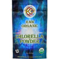 Earth Circle Organics Chlorella Powder - Organic - 4 oz