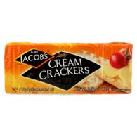 Jacobs Cream Crackers - 7.05 oz - case of 24