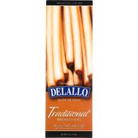 DeLallo Breadsticks - Italian Traditional Grissini - 4.4 oz - case of 12