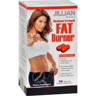 Jillian Michaels Weight Loss Maximum Strength Fat Burner - 56 Caps