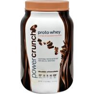 Proto Whey Protein Powder - Double Chocolate - 2 lbs