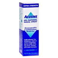 Acusine Nasal Spray - .5 oz