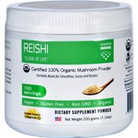 Mushroom Matrix Reishi - Organic - Powder - 7.14 oz