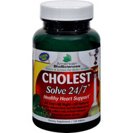 American Bio-Sciences Cholest Solve 24/7 - 120 Tablets