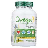 Amerifit Nutrition Ovega-3 - 500 mg - 60 Vegetarian Softgels