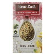 Near East Quinoa Blend - Zesty Lemon - 5.22 oz - case of 12