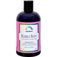 Rainbow Research Gentle Bubble Bath Formula - Lavender and Chamomile - 12 oz