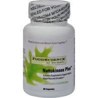 Food Science Labs Nattokinase Plus - 60 Caps