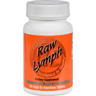 Ultra Glandulars Raw Lymph - 60 Tablets