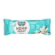 Manitoba Harvest Hemp Harvest Bar - Vanilla - 1.6 oz - Case of 12