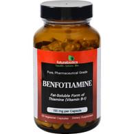 FutureBiotics Benfotiamine - 150 mg - 120 Vegetarian Capsules