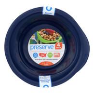 Preserve Everyday Bowls - Midnight Blue - Case of 8 - 4 Packs - 16 oz