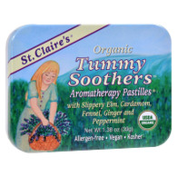 St Claire's Organic Tummy Soother Display Case - Case of 6 - 1.44 oz
