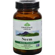 Organic India Neem - 90 Vegetarian Capsules